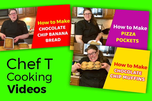 chef t coking videos